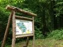 Schild Wald-Erlebnis-Pfad